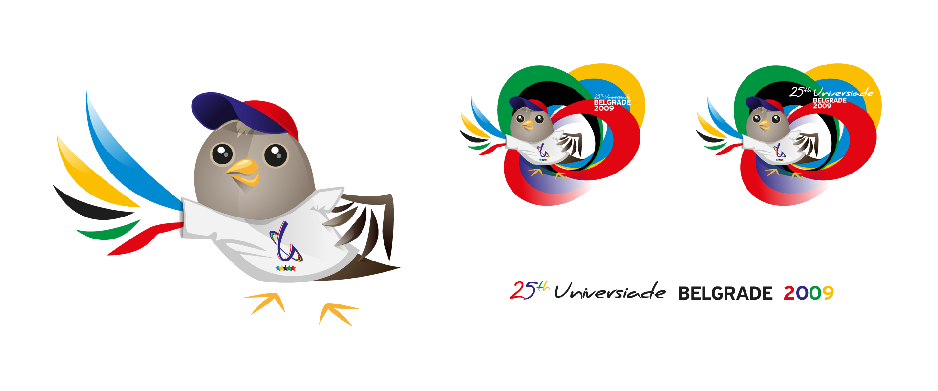 Universiade Belgrade 2009 mascot